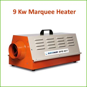9Kw Marquee Heater
